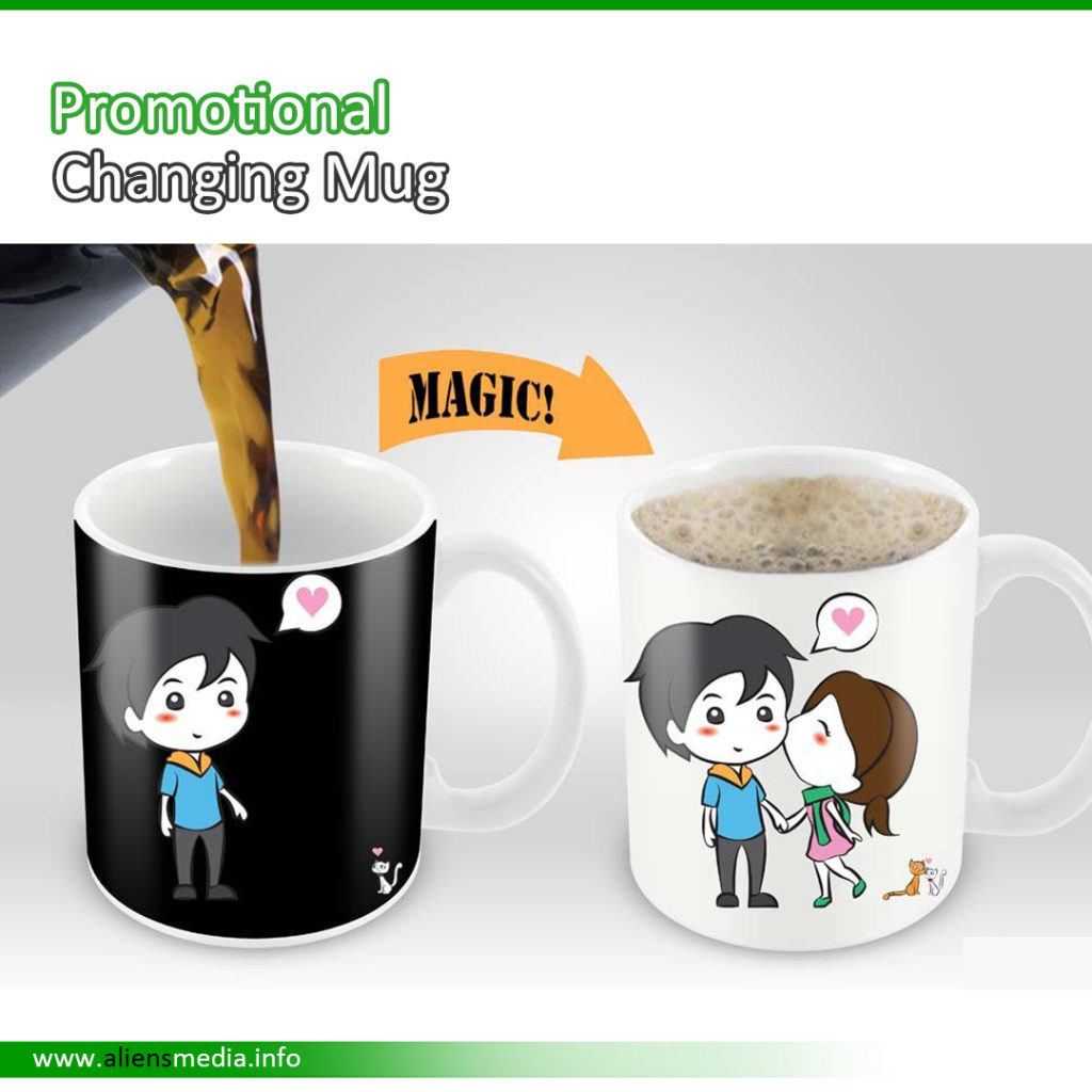 Changing Magic Mug