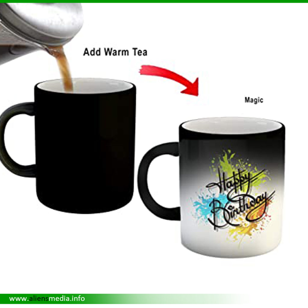 Changing Mug Design