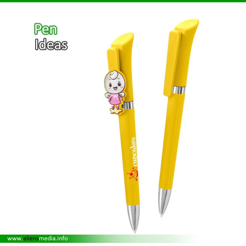 Logo Pen Ideas