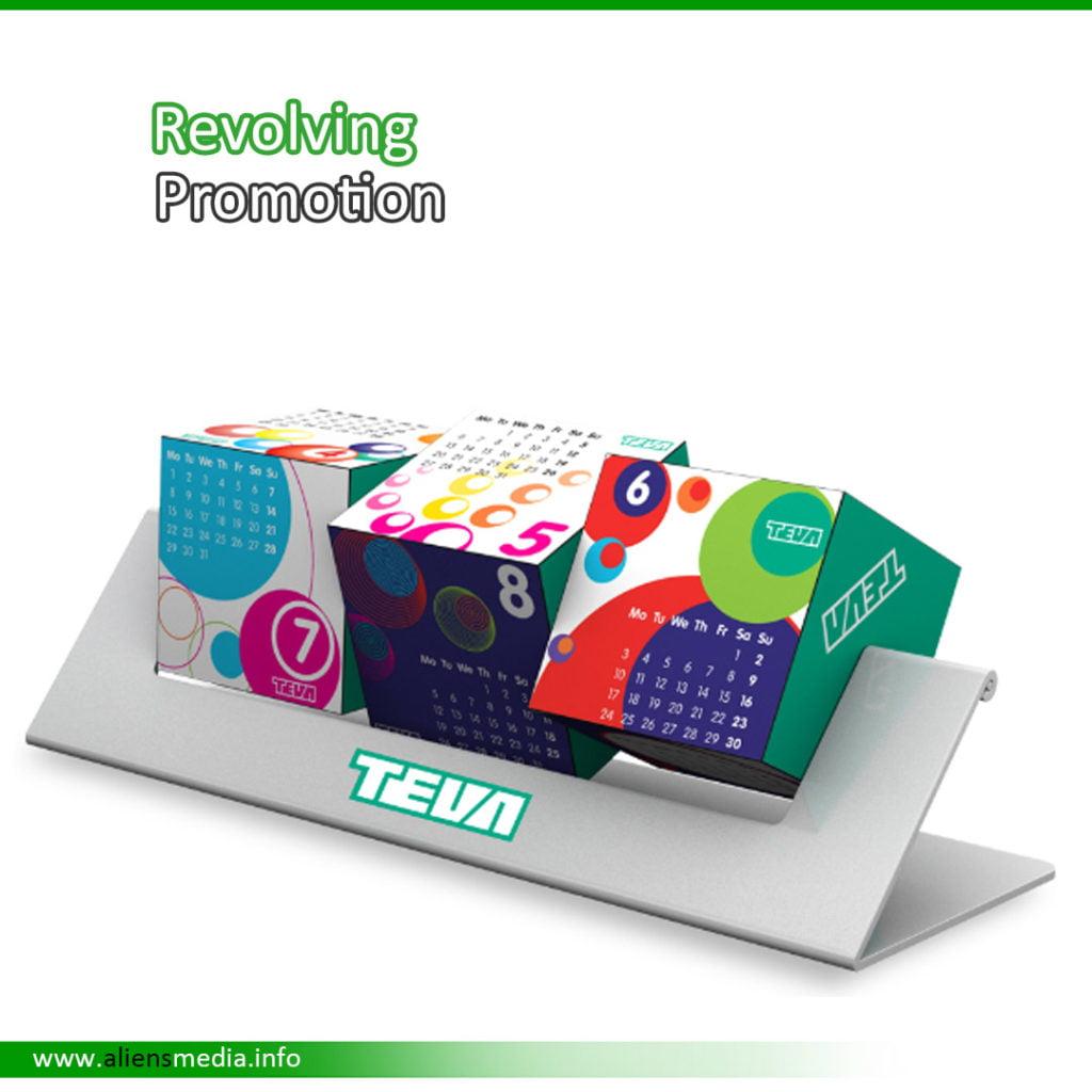 Revolving Desk Idea