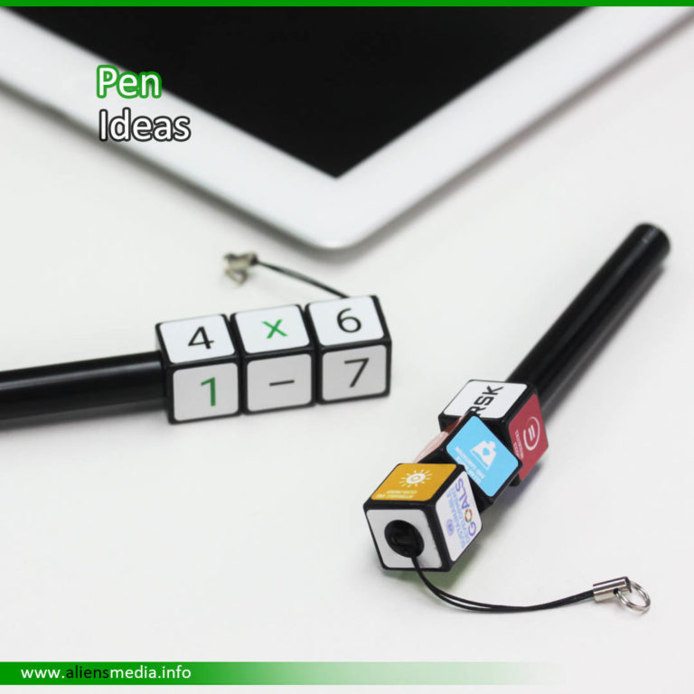 Rubik Rotating Pen