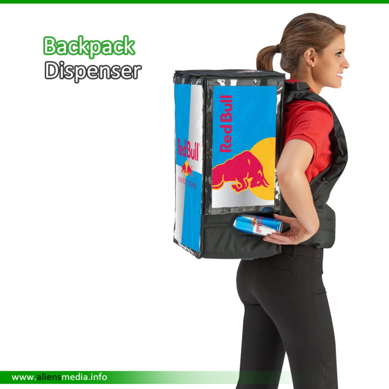 Backpack Box for Can