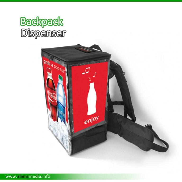 Backpack Dispenser Design