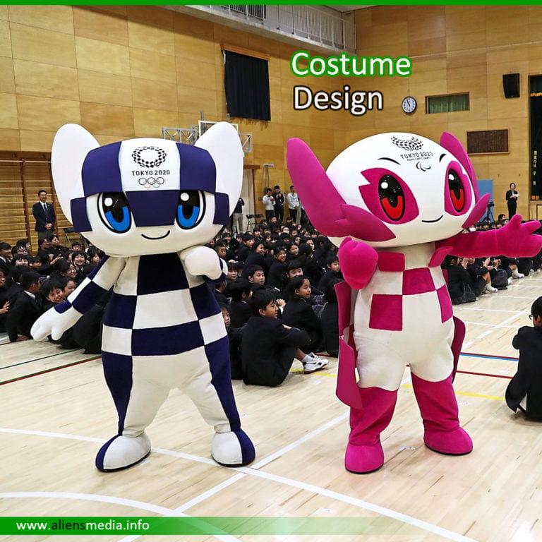 Costume Character