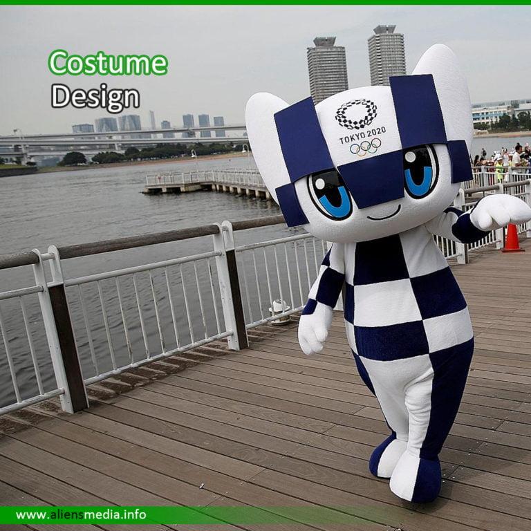 Costume Mascot Design
