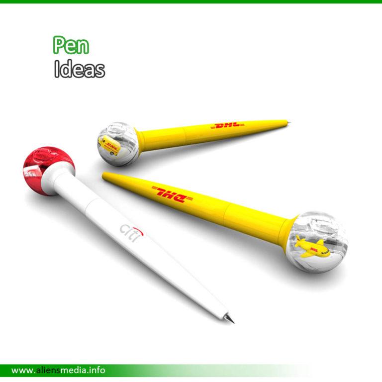 Liquid Pen Idea