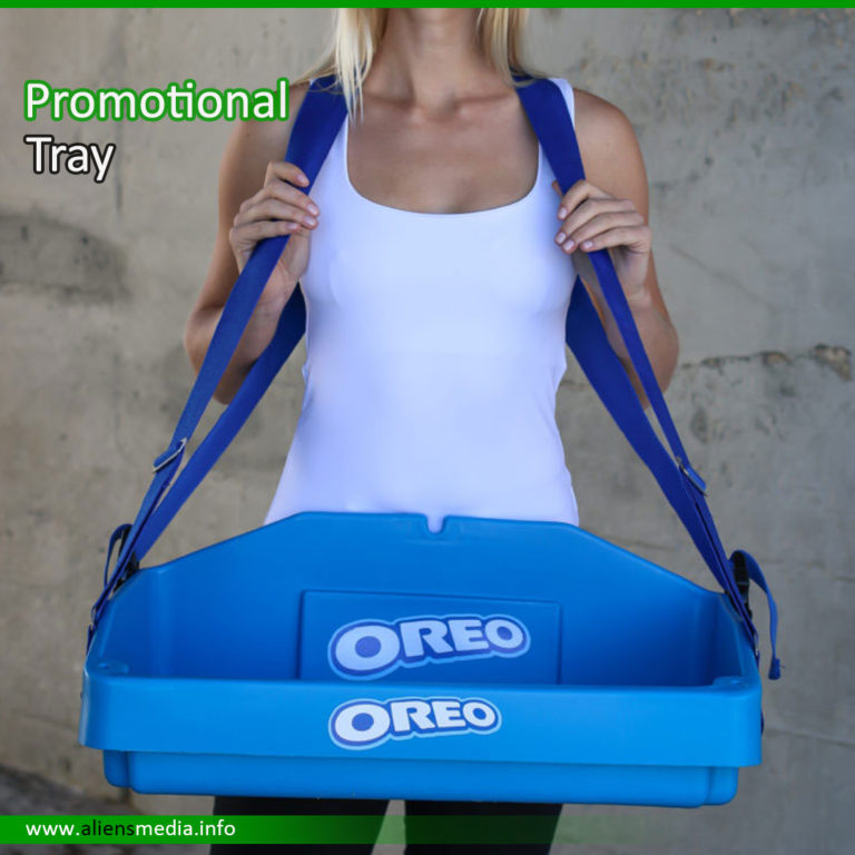 Promotional Tray Display