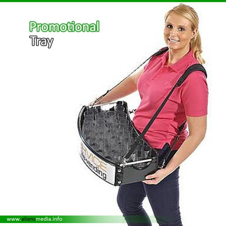 Promotional Tray Idea