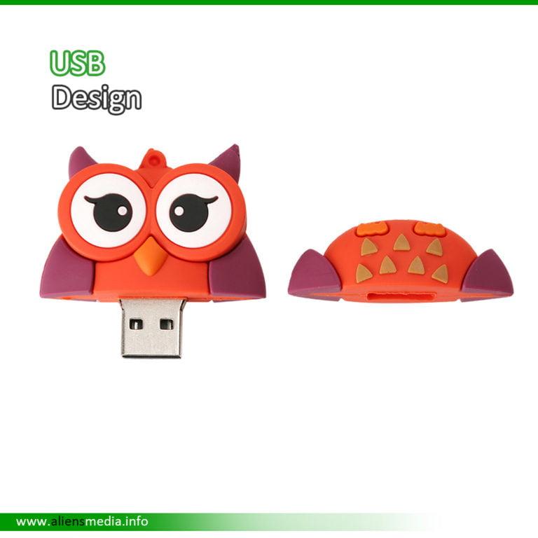 Rubber USB