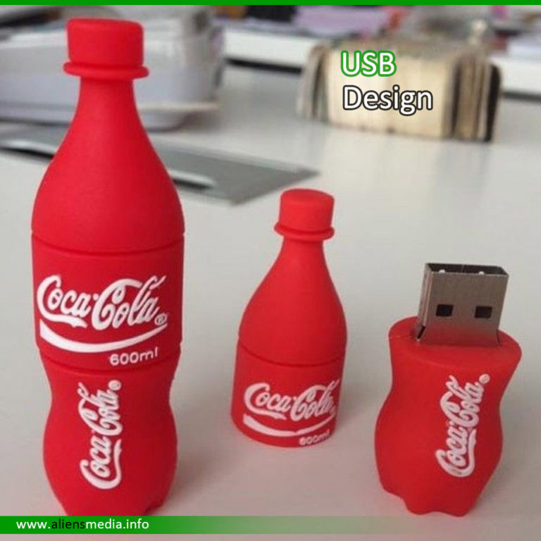 Rubber USB Design