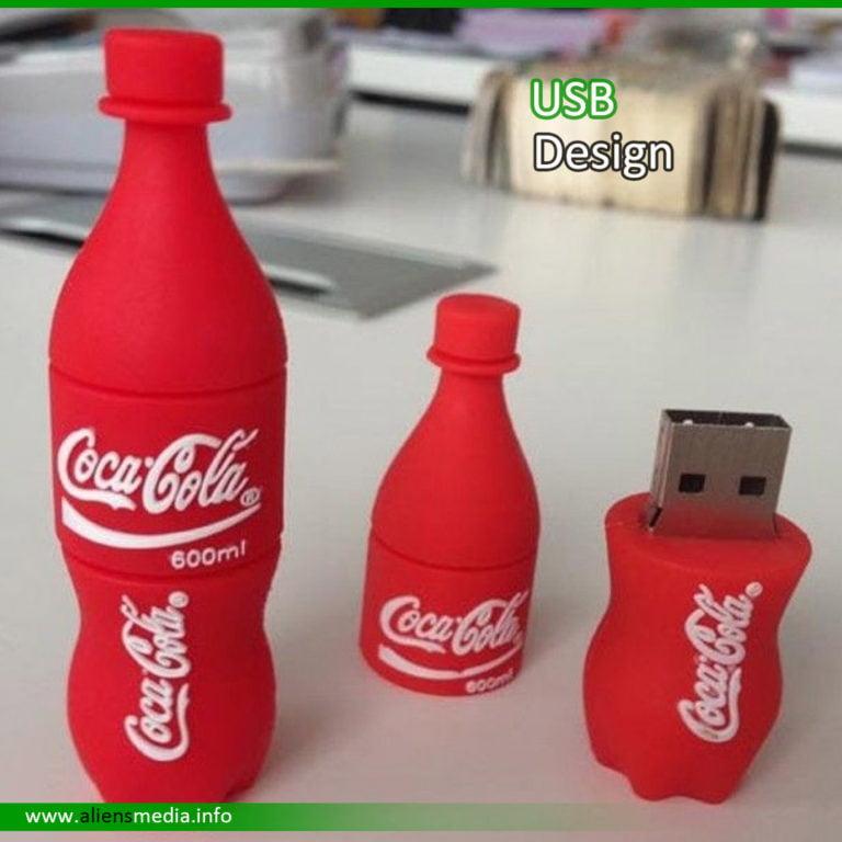 Rubber USB Design