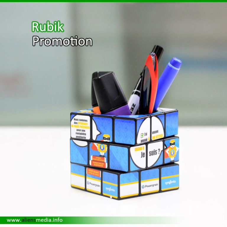 Rubik Cube Design